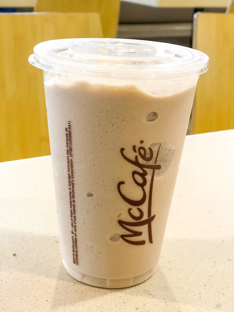 McDonald's McCafé Protein Powder Questions and Answers