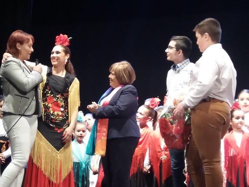 VII Gala Extraordinaria de Danza Española en Torredonjimeno. Abril 2018