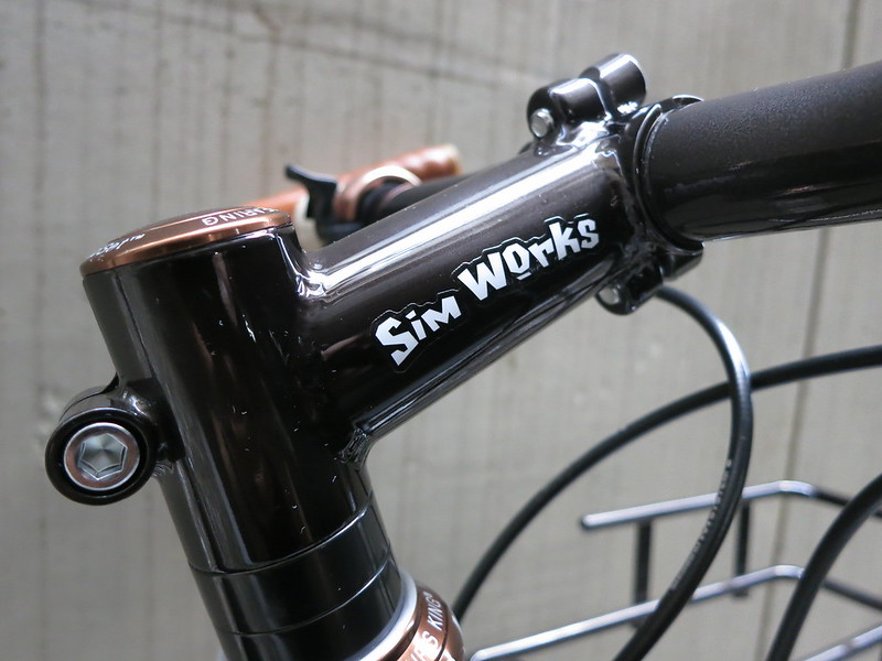SURLY Troll Candy BK Stem