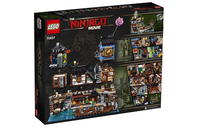 70657 Ninjago City Docks -  (2)