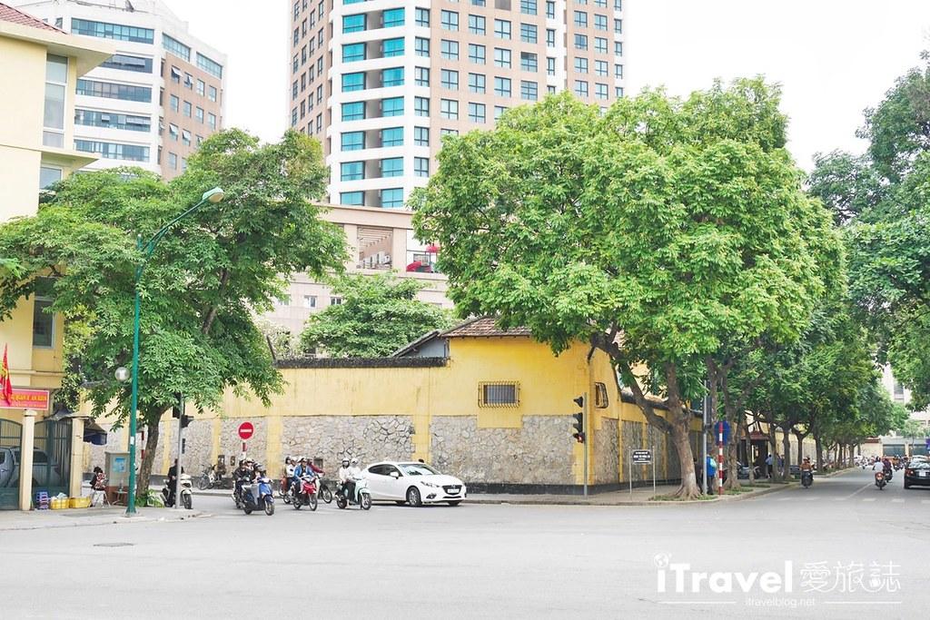 越南孟清河内中心酒店 (38)