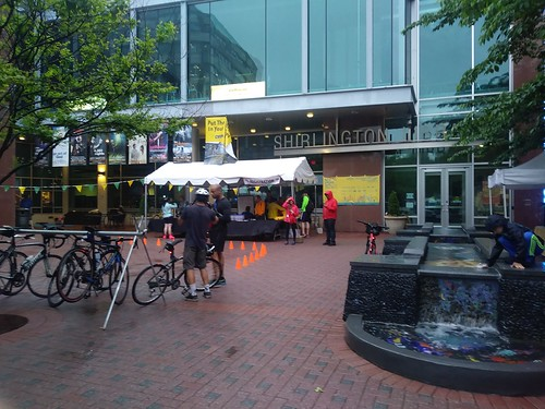 Bike to Work Day Shirlington, Arlington VA