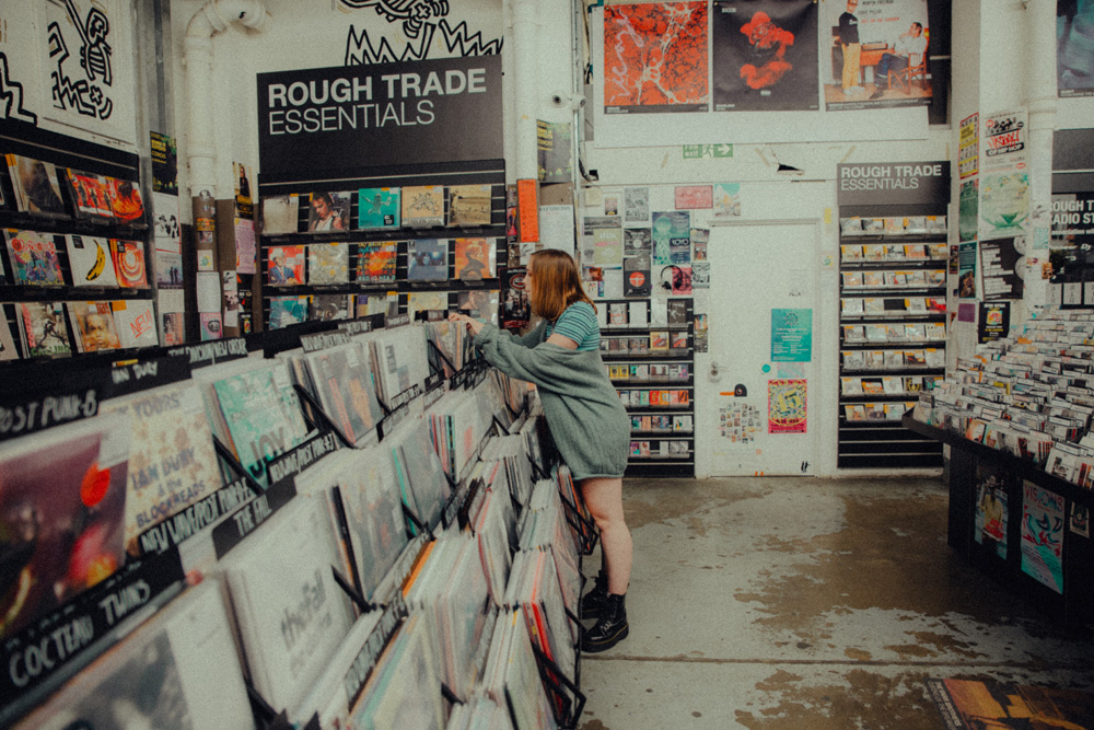 Record Shopping with... Soccer Mommy