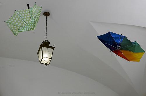 Accademia Ligustica di Belle Arti Genova: installazione di  Liubov Bakhtina
