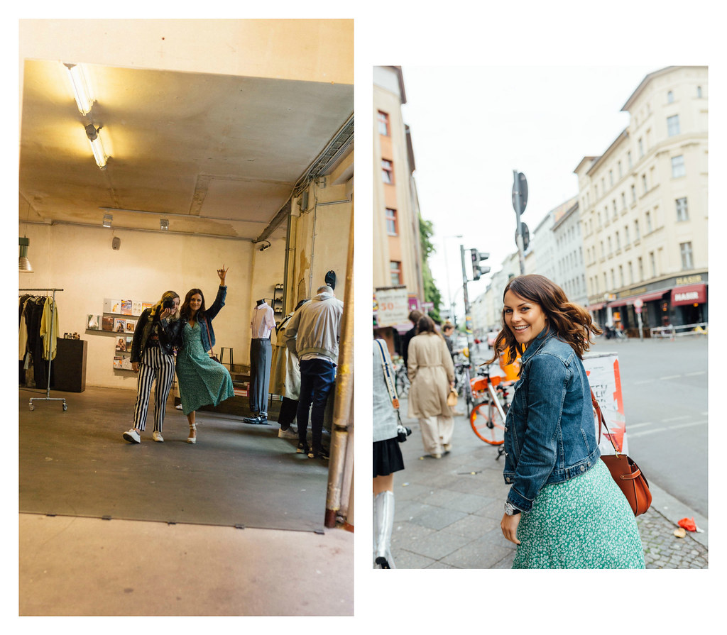 The Little Magpie Omega Tresor Berlin Launch Event