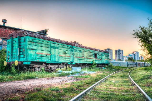 Railway, Nikon D610, Sigma 35mm F1.4 DG HSM