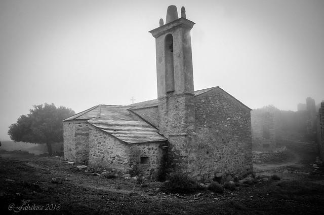 Eglise Nunziata - Village d'Occi