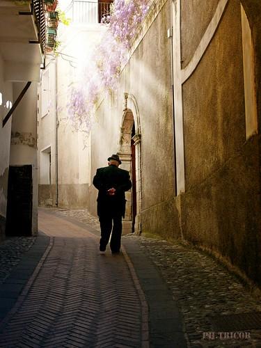 ...ed è subito sera!-... and it's immediately evening!(S.Quasimodo)