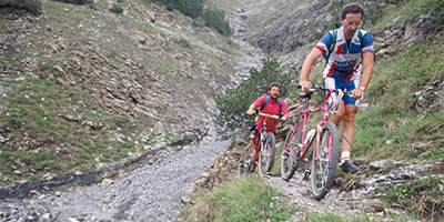 Andi Heckmair und Wolfgang Renner auf der Heckmair-Route
