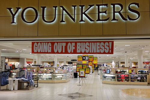 Younkers in Coral Ridge Mall 4-30-18 02