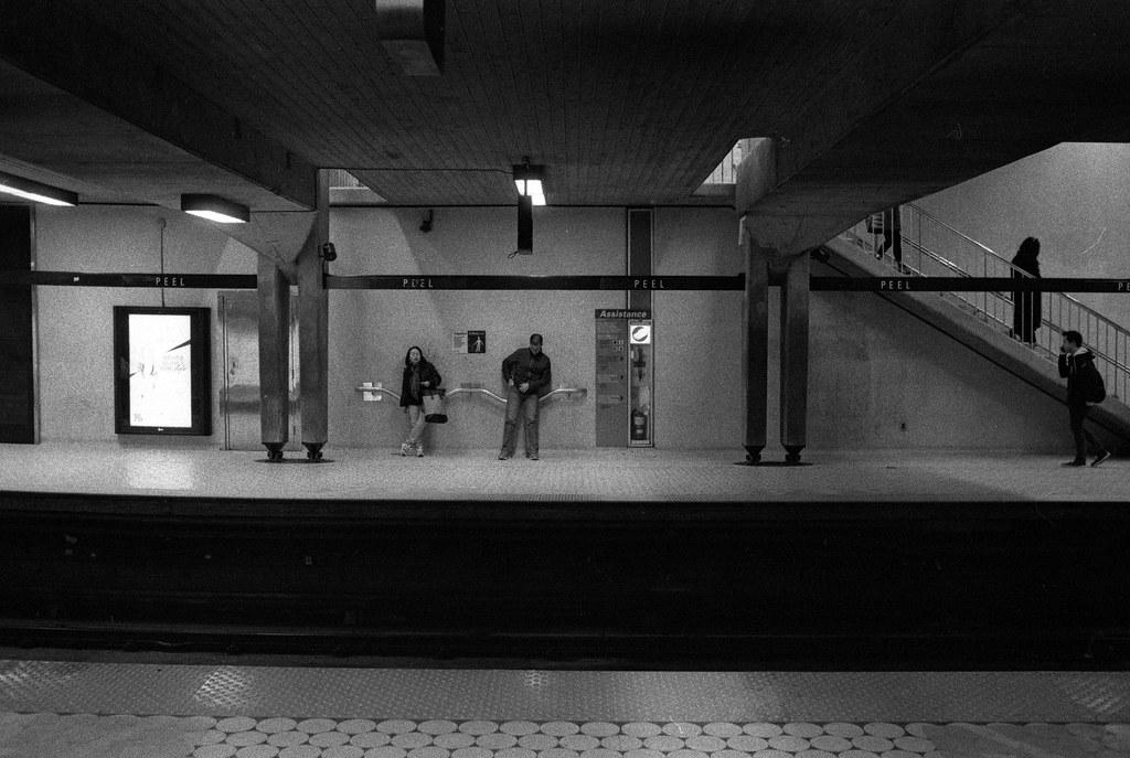 Peel Station
