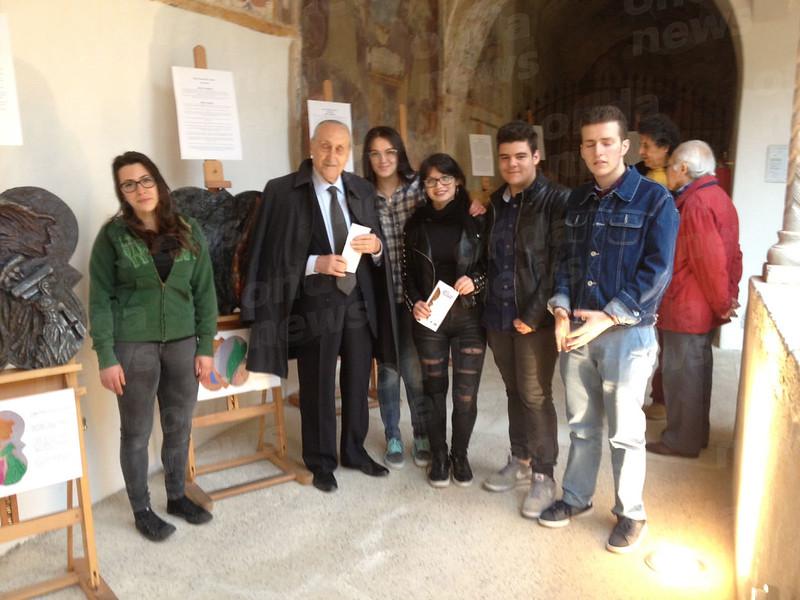 Liceo artistico Pomponio Leto e Tesori della Campania