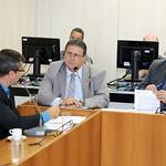 ter, 15/05/2018 - 14:22 - Da esquerda para direita: Vereador Dr. Nilton, vereador Preto e vereador Fernando Borja Data: 15/05/2018Local: Plenário Camil CaramFoto: Abraão Bruck/CMBH