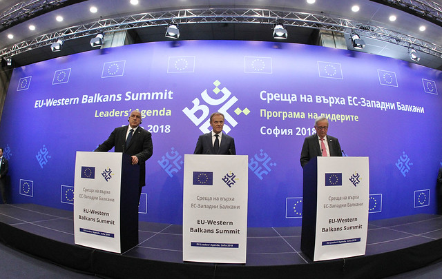 EU - Western Balkans Summit: Press conference