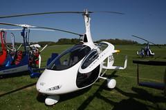 G-CKVZ AutoGyro Europe CavalonPro [RSUK CAV  P005] Popham 050518