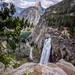 Yosemite Illilouette Falls