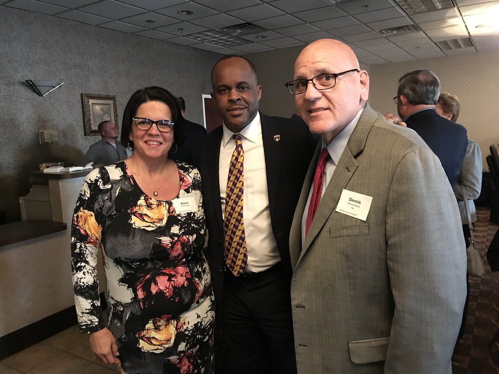 Springfield Alumni & Friends Legislative Reception, 4/17/18