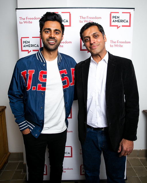 2018 PEN World Voices Festival: The M Word: Hasan Minhaj and Wajahat Ali