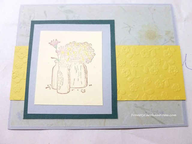 Re-usable cards at From My Carolina Home