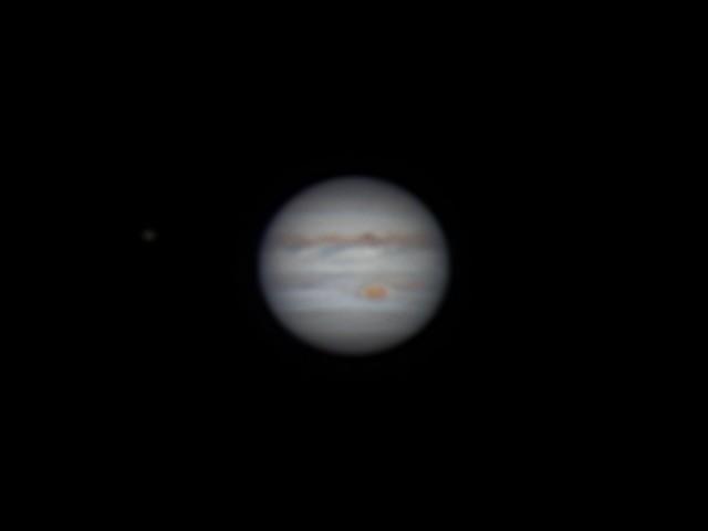 木星 (LRGB合成画像をwavelet処理) (2018/5/4 21:38)