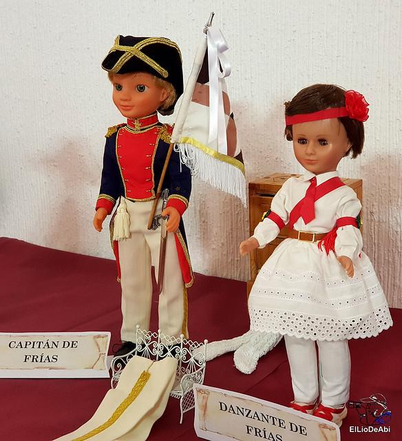 Colección en miniatura de los trajes tradicionales en la provincia de Burgos  (12)