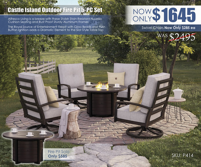 Castle Island Outdoor Fire pit 5pc set_P414-776-821(4)-FIRE-PILLOWS