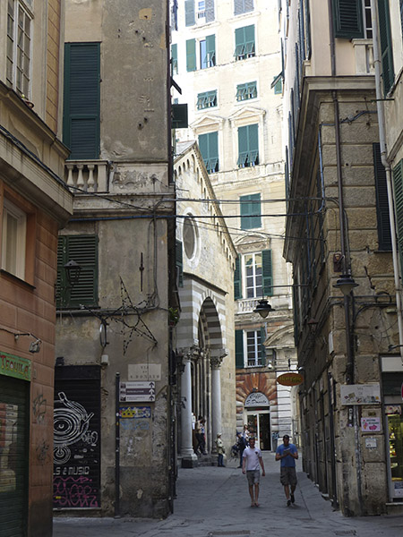 ruelle Gênes