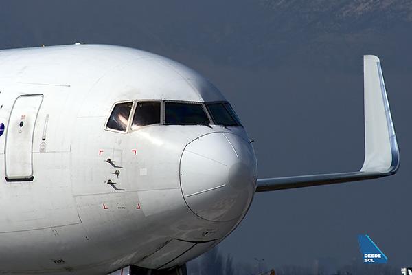 Avión neutro B767 (S.Blaise)