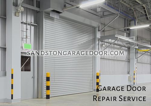 Sandston Garage Door Repair