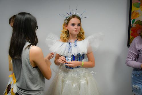 2018 Recycling Fashion Show