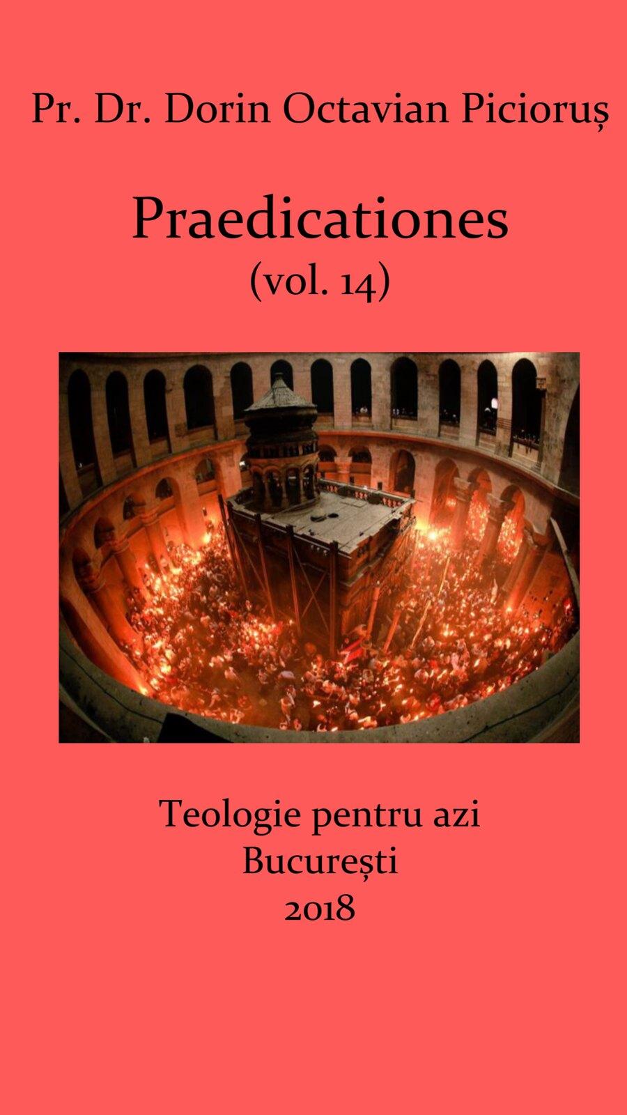 Praedicationes (vol. 14)