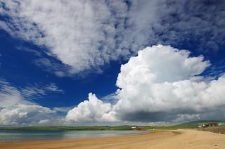 Orkney Skies 3: Scapa Beach