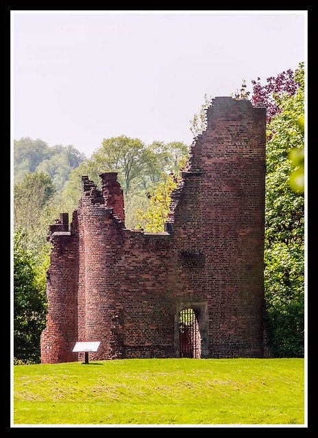 Ashby Castle Brick Tower