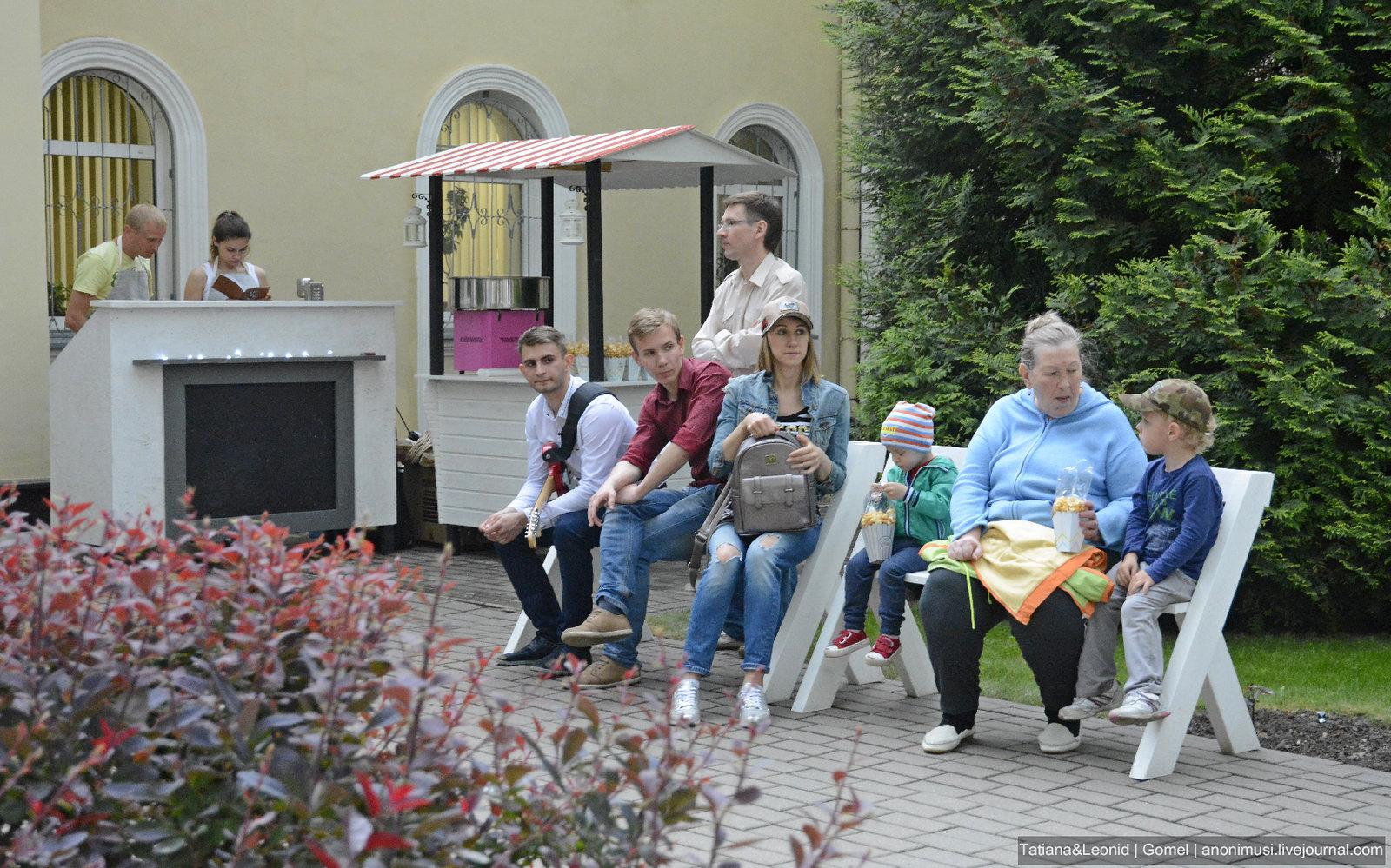Ночь музеев-2018 в Гомеле. Беларусь