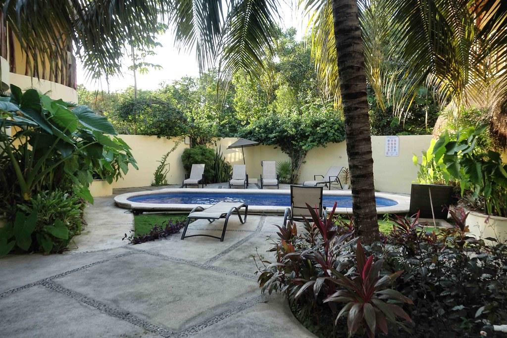 Tulum - Villa Akalan - Pool 2