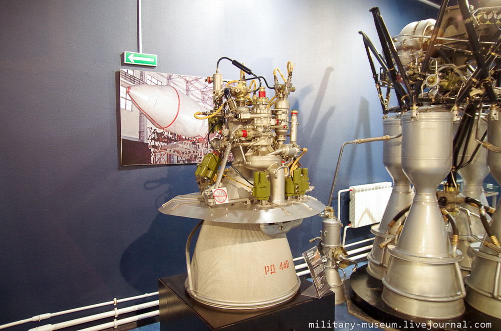 Музей космонавтики и ракетной техники СПб -82