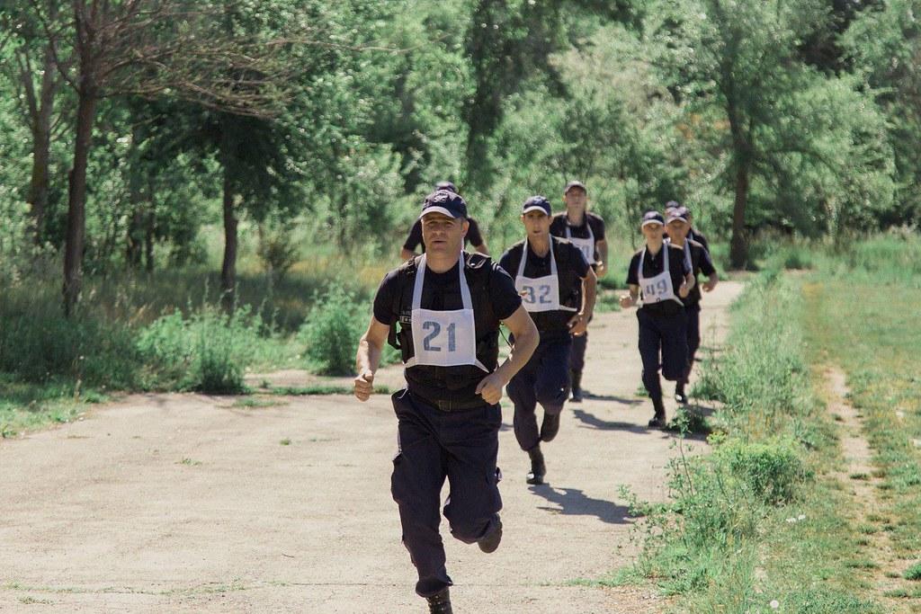 Ofițeri de la Poliția de Frontieră din Leova sunt cei mai buni în profesie.