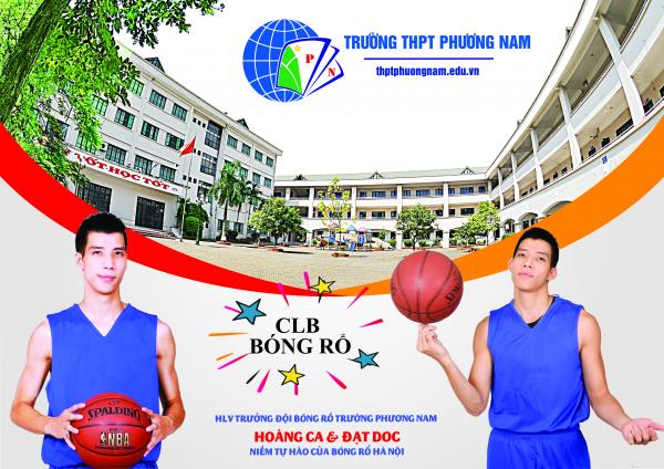 CLB Bóng rổ trường THPT Phương Nam