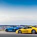 Audi R8 V10 Spyder and Ferrari F355 Berlinetta by Future Photography International