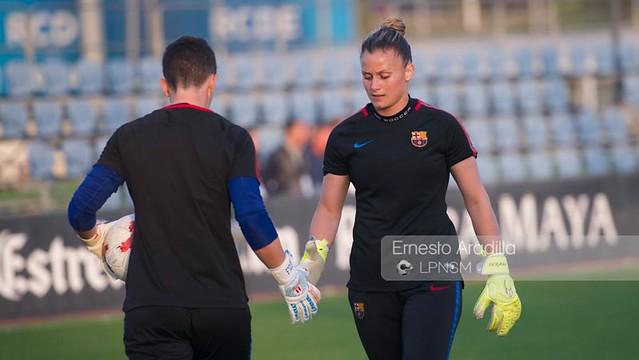 RCD Espanyol - FC Barcelona (28-4-2018)