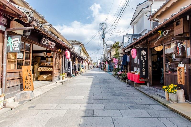 大分 日田旅遊:九州小京都-豆田町懷舊下町老街半日遊、和服體驗行程