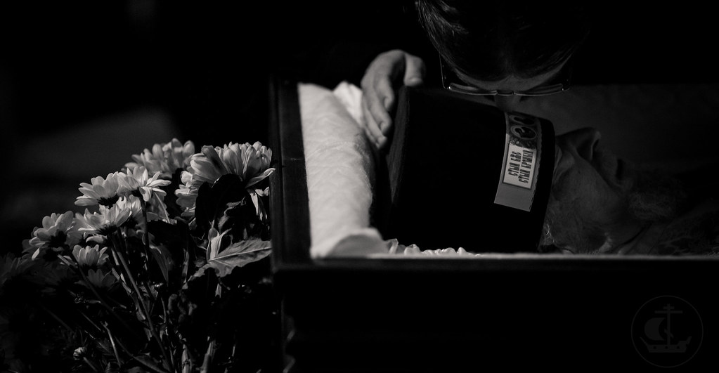 4 мая 2018, Духовная Академия простилась с архидиаконом Андреем Мазуром / 4 May 2018, The St. Petersburg Theological Academy bid farewell to archdeacon Andrew Mazur