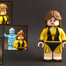 Custom Lego Silk Spectre II by Brickophilia