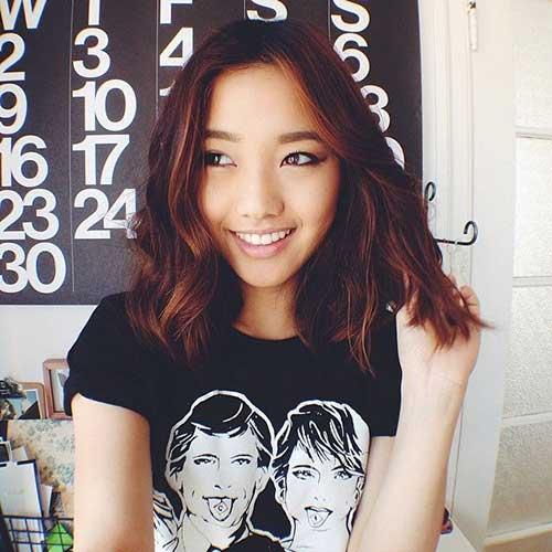 Korean Haircuts For Teens & Women's 2018 4