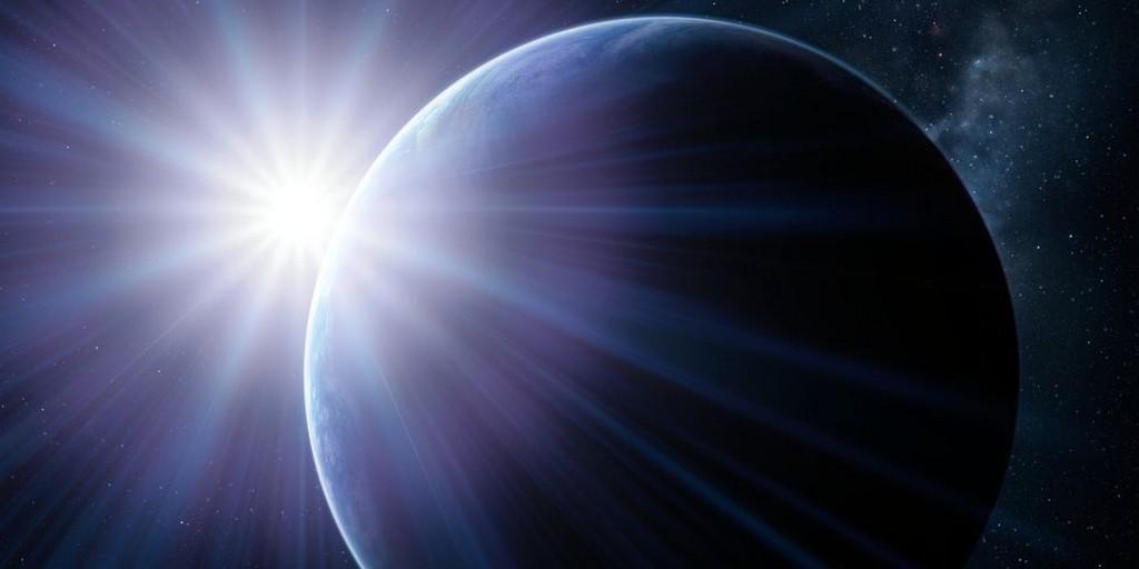 Les scientifiques ont découvert une planète presque complètement noire