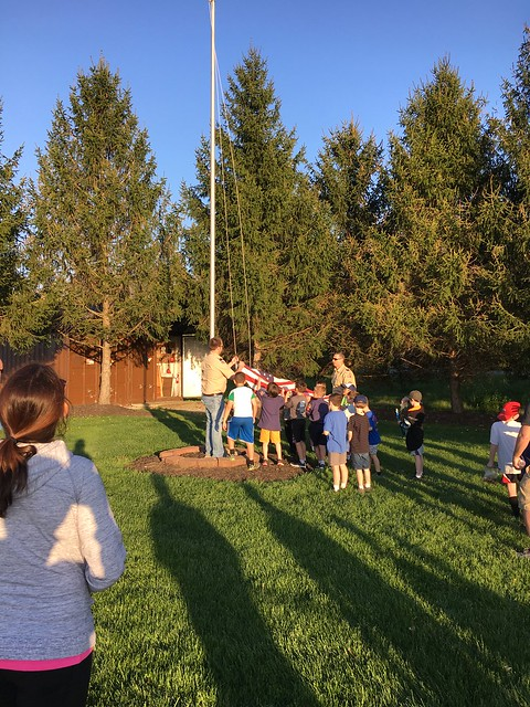 2018 Cub Scout Rocket Launch