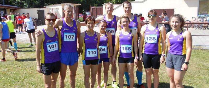 Běžci z AK Drnovice v Kojetíně deklasovali soupeře. Zvítězili Steiner a Pospíšilová