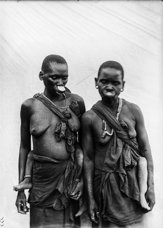 1906-1907. Немецкая экспедиция в Восточной Африке Карла Вейле. Часть 6