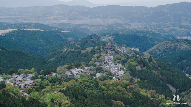 Du lịch bụi Nhật Bản (3): Ngày thứ Hai - Leo núi Yoshino (Yoshinoyama) tìm Hoa Anh Đào