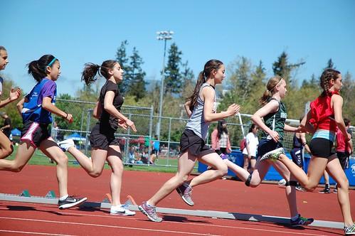 Track & Field City Championships 2018